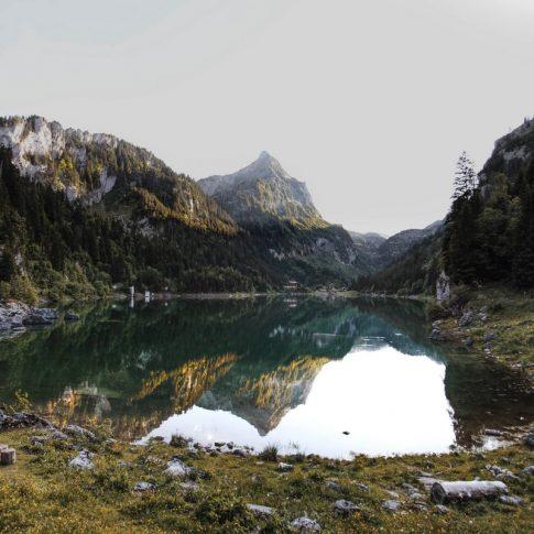 Lac de Taney - Suisse