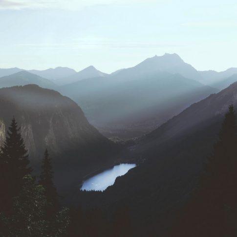 lac montriond - col de bassachaux