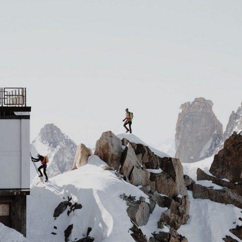 alpinistes, Chamonix