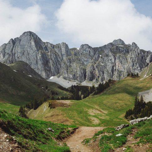 lac de darbon, randonnée