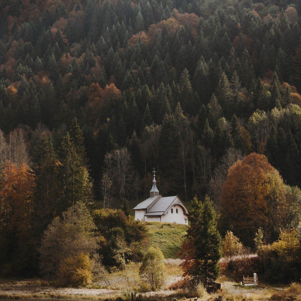 Chapelle Saint Bruno - Bellevaux