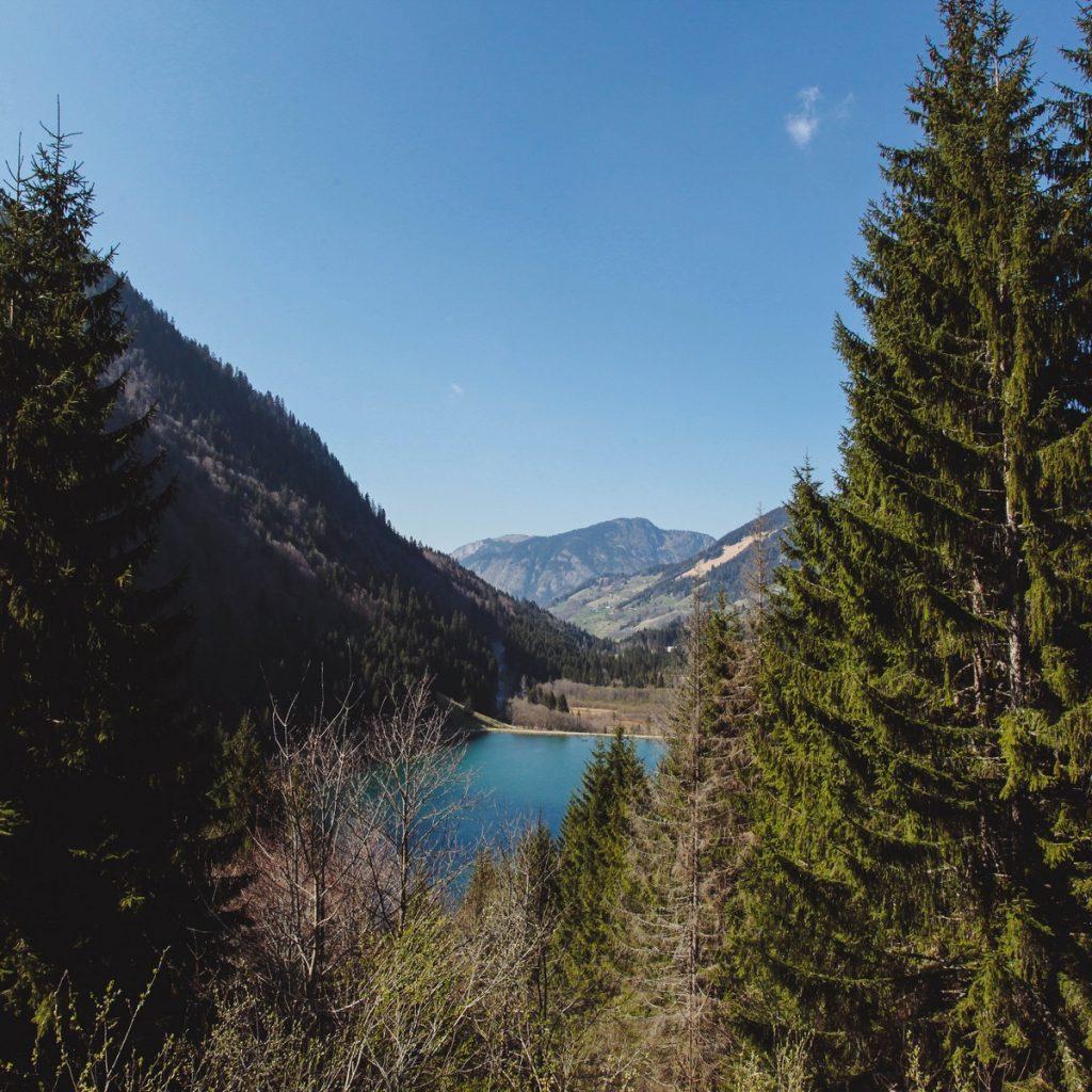 Lac des Plagnes - Abondance