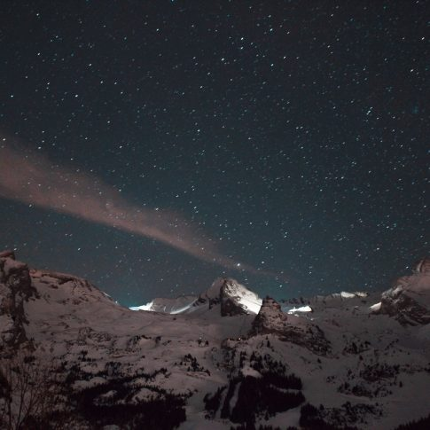 Nuit étoilée - La Clusaz