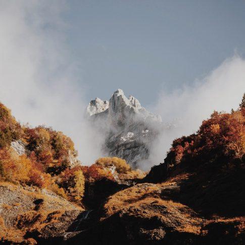 automne, sixt-fer-à-cheval