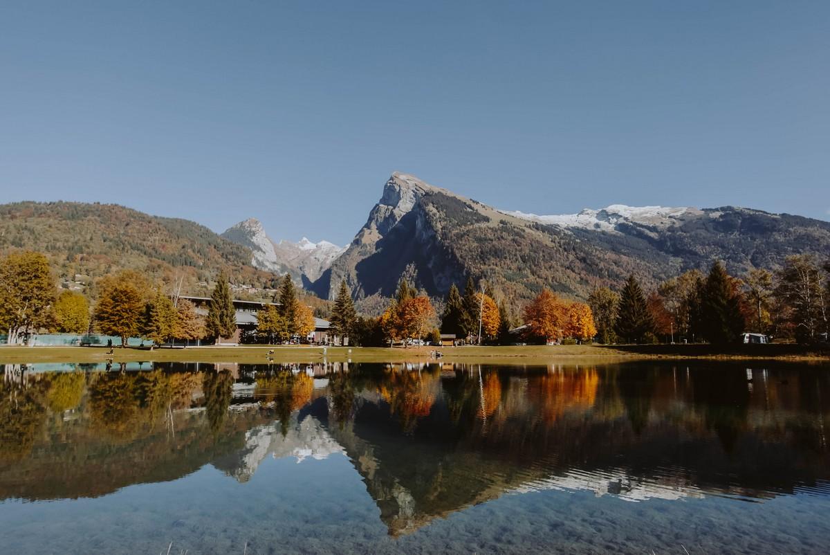 lac aux dames - samoens